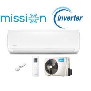 Кондиціонери Midea Mission Inverter