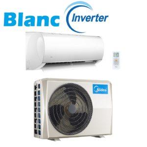 Кондиціонери Midea Blanc Inverter