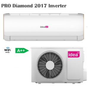 Кондиціонери Idea PRO Diamond 2017 Inverter